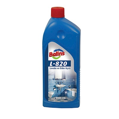 LAVABO VE GİDER AÇICI 1000 ML